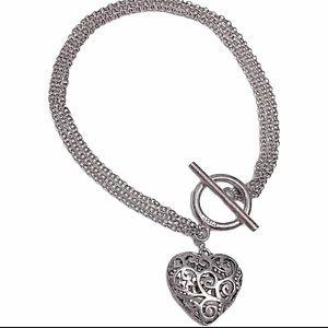 Vintage La Preciosa Toggle Bracelet